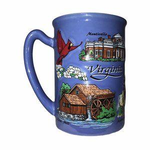Virginia Collectible Souvenir Landmark Coffee Mug